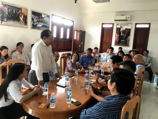 TSKH Trần Quang Thắng. UV HĐND TPHCM. Viện trưởng Viện Kinh Tế TPHCM chia sẻ